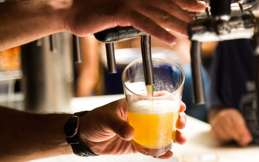 Beer trends in time for beer day on the 15th June